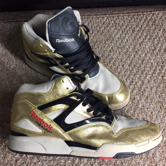 Reebok 'The Pump' Limited Edition Basketball Shoe